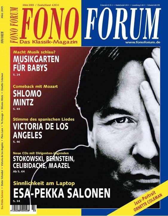 FonoForum März 2005