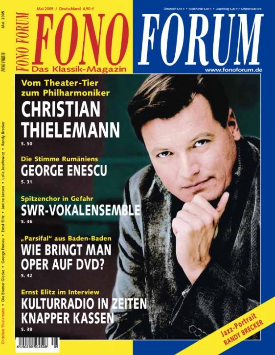 FonoForum Mai 2005