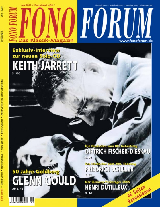 FonoForum Juni 2005