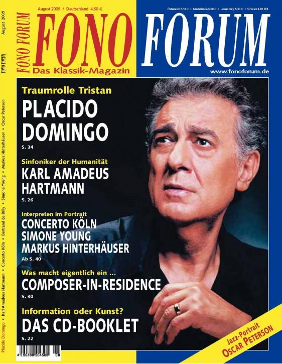 FonoForum August 2005