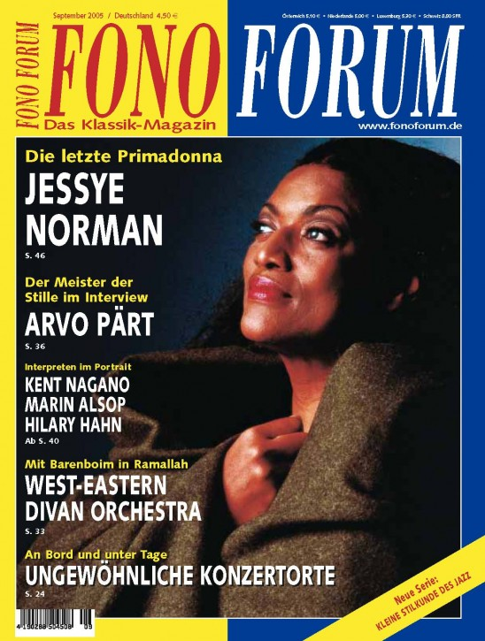 FonoForum September 2005