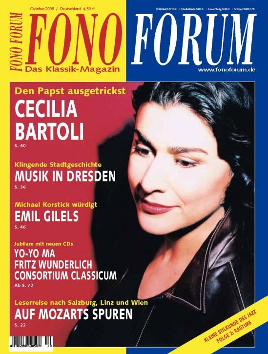 FonoForum Oktober 2005