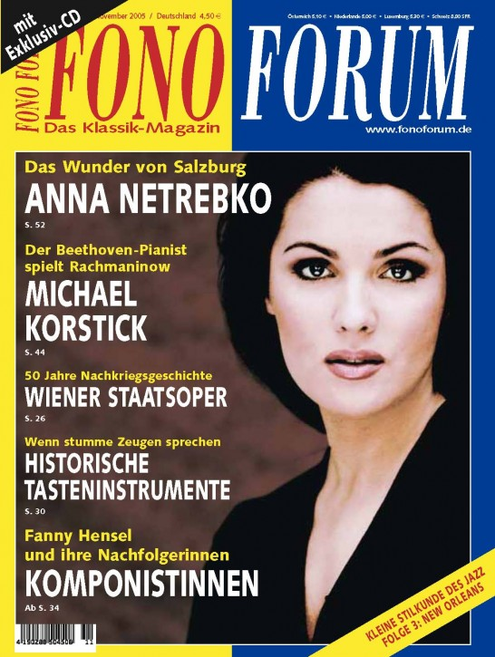 FonoForum November 2005