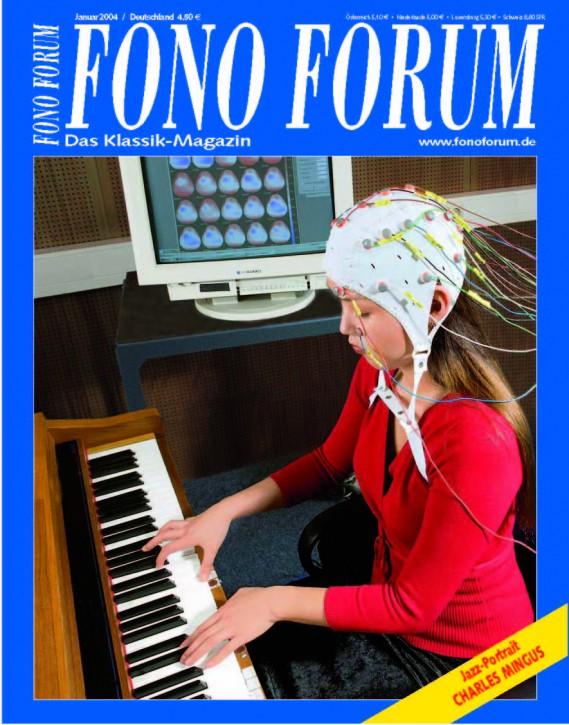 FonoForum Dezember 2005