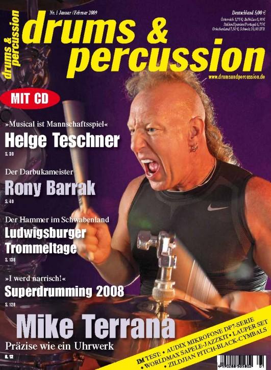 drums&percussion Januar/Februar 2009
