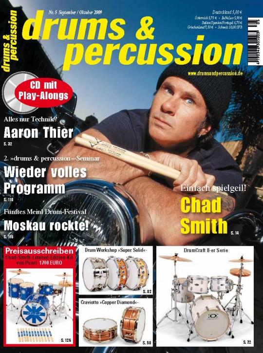 drums&percussion September/Oktober 2009