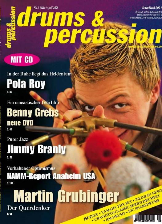 drums&percussion März/April 2009