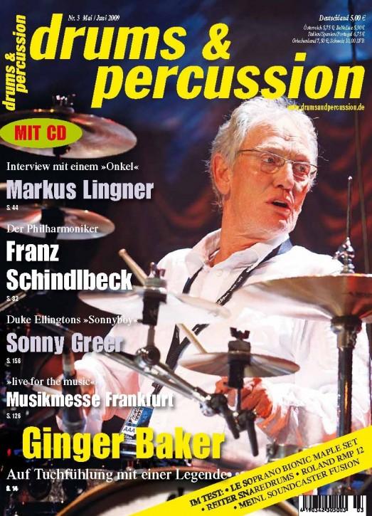 drums&percussion Mai/Juni 2009