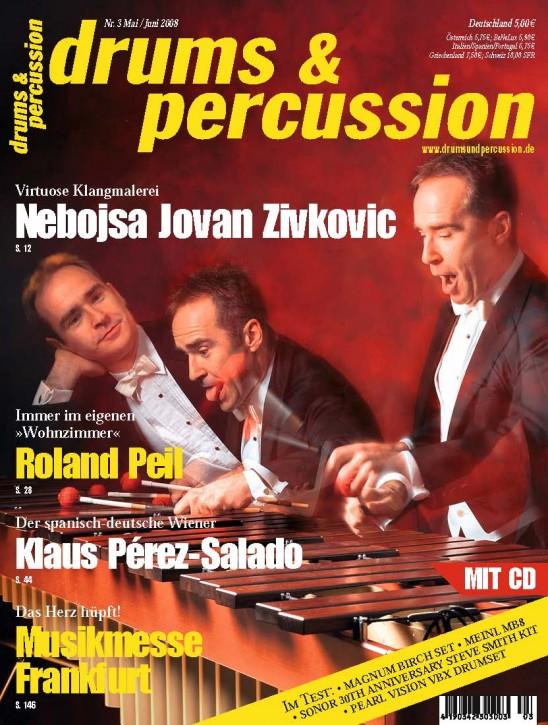 drums&percussion Mai/Juni 2008