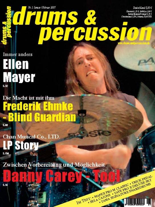 drums&percussion Januar/Februar 2007