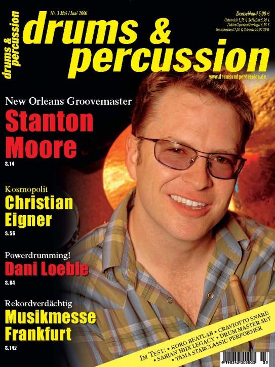 drums&percussion Mai/Juni 2006