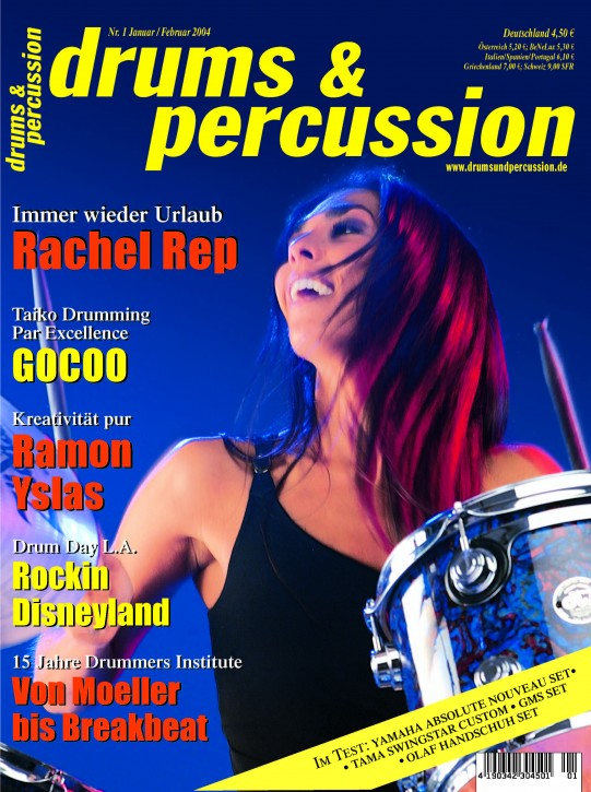 drums&percussion Januar/Februar 2004