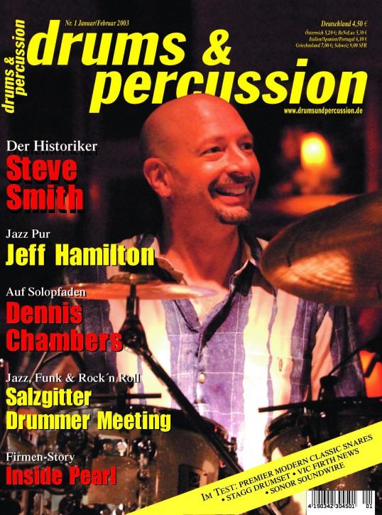 drums&percussion Januar/Februar 2003