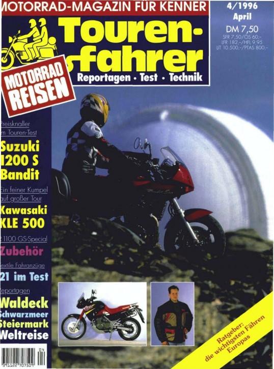 TOURENFAHRER April 1996