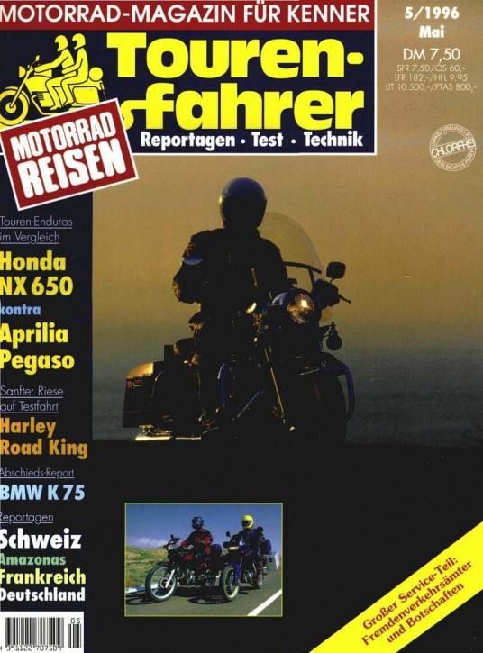 TOURENFAHRER Mai 1996