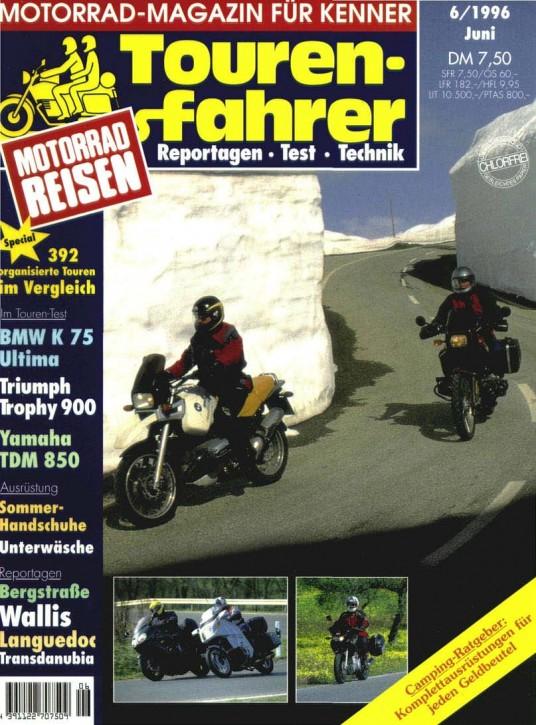 TOURENFAHRER Juni 1996