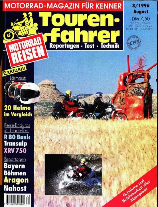 TOURENFAHRER August 1996