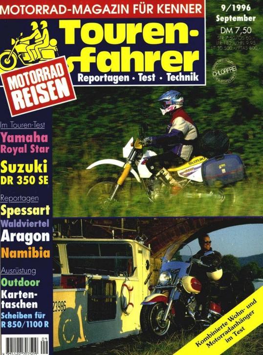TOURENFAHRER September 1996