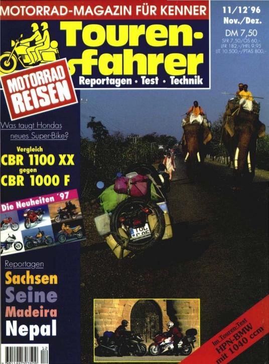 TOURENFAHRER November/Dezember 1996
