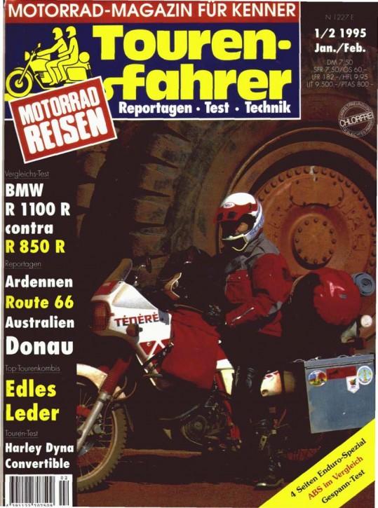 TOURENFAHRER Januar/Februar 1995