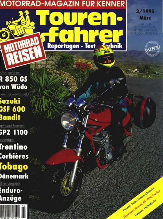 TOURENFAHRER März 1995