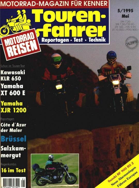 TOURENFAHRER Mai 1995