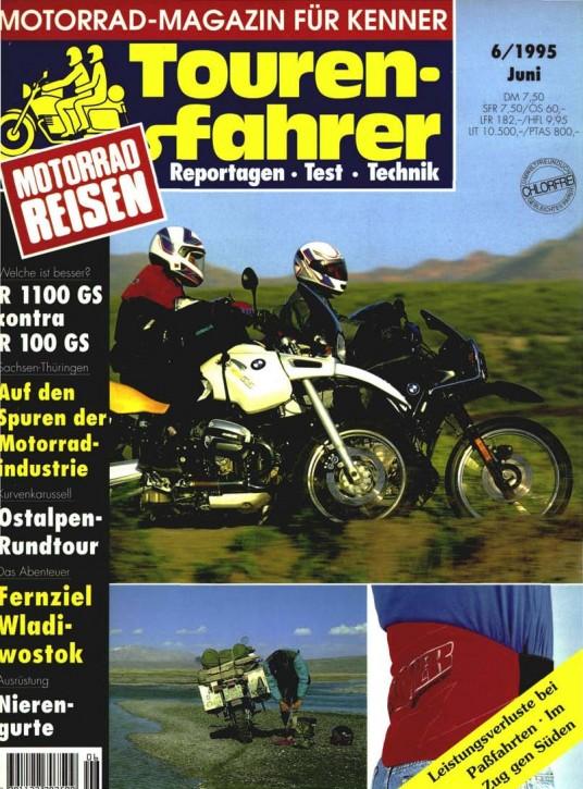 TOURENFAHRER Juni 1995