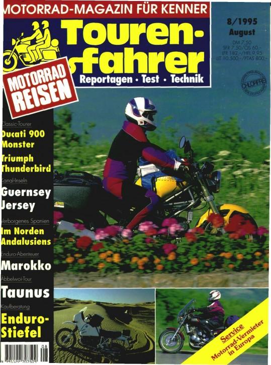 TOURENFAHRER August 1995