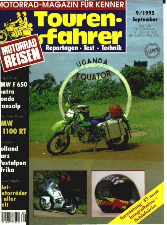 TOURENFAHRER September 1995