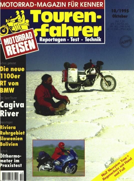 TOURENFAHRER Oktober 1995