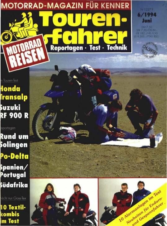 TOURENFAHRER Juni 1994