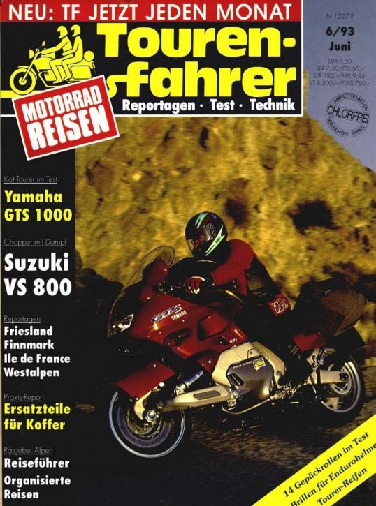 TOURENFAHRER Juni 1993
