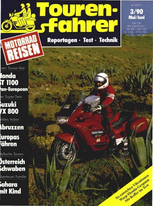 TOURENFAHRER Mai/Juni 1990