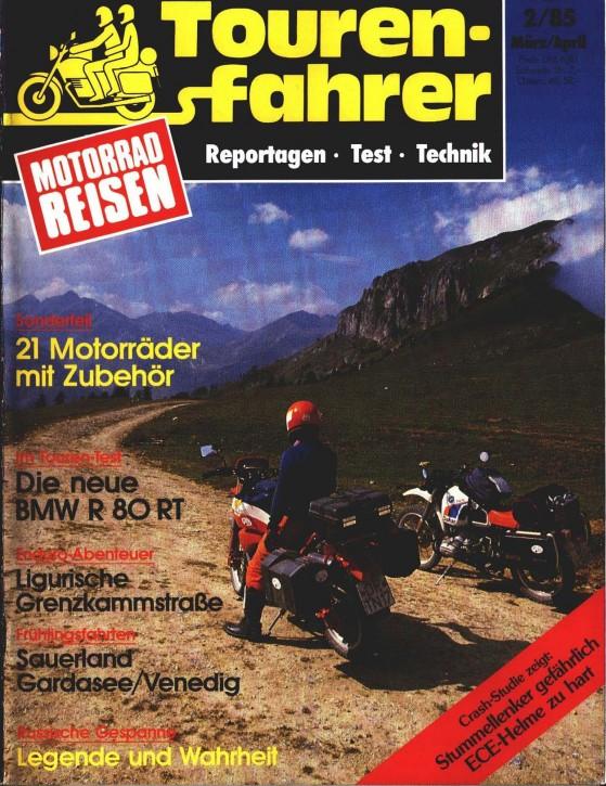 TOURENFAHRER März/April 1985