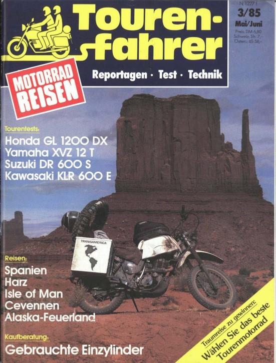 TOURENFAHRER Mai/Juni 1985