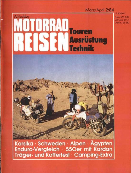 TOURENFAHRER März/April 1984