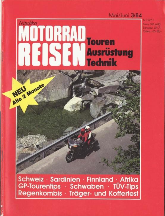 TOURENFAHRER Mai/Juni 1984