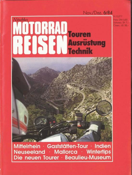TOURENFAHRER November/Dezember 1984