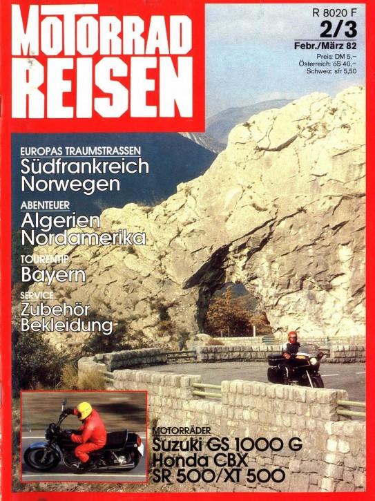 TOURENFAHRER Februar/März 1982