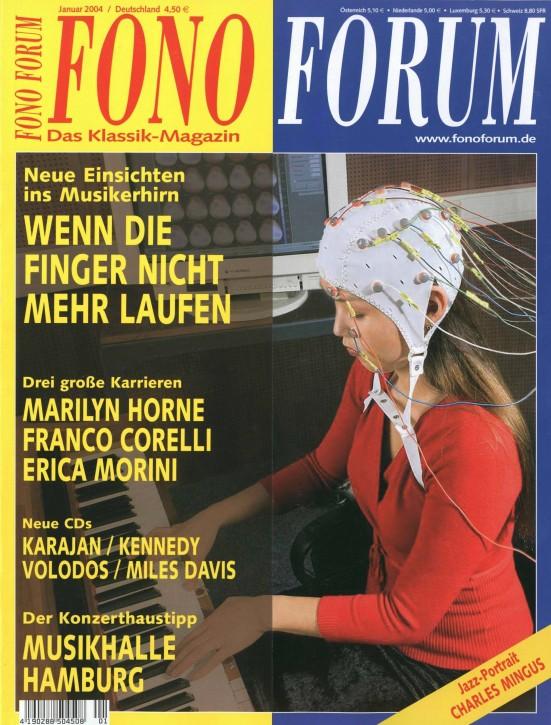 FonoForum Januar 2004