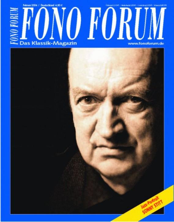 FonoForum Februar 2004