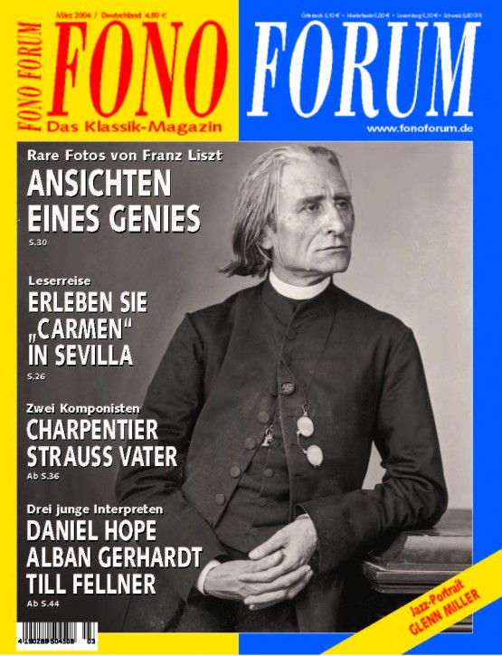 FonoForum März 2004