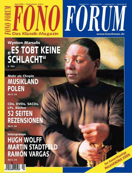 FonoForum April 2004