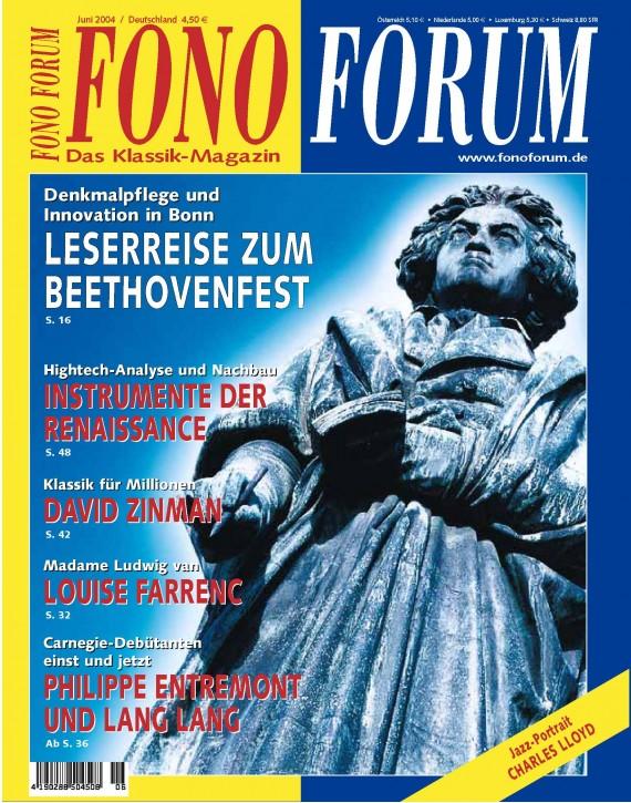 FonoForum Juni 2004