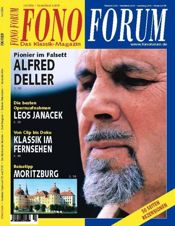 FonoForum Juli 2004