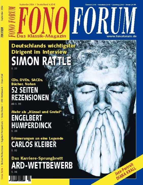 FonoForum September 2004