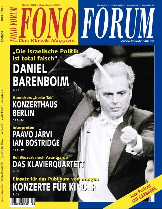 FonoForum Oktober 2004
