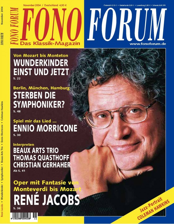 FonoForum November 2004