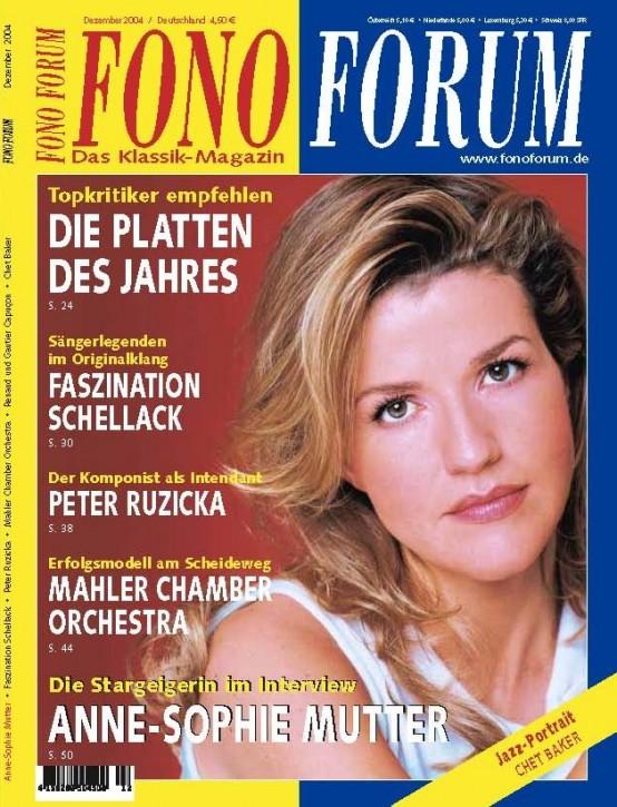 FonoForum Dezember 2004