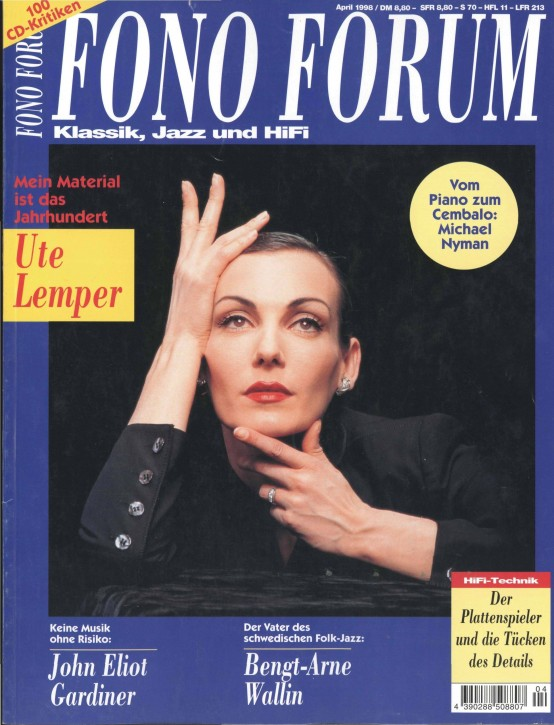 FonoForum April 1998